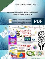 Servir en El Contexto de La Paz