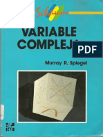 Variable Compleja - Schaum.pdf