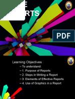 1.Write Report