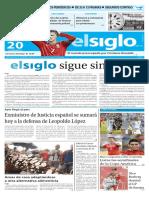 Edicion Impresa El Siglo 20-06-2016