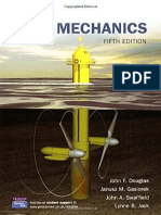 Fluid Mechanics by J. F. Douglas, John Gasiorek,  John Swaffield