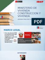 Ministerio de Vivienda Construccion y Vivienda