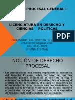 Derecho Procesal Panameño 1