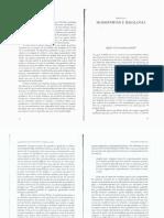''Qué Es La Modernidad'' PDF