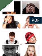 Tarjetas de Emociones para trabajar con niños con TEA