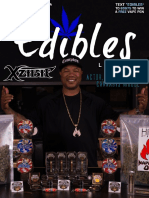 Edibles List Magazine - 25th Anniversary Edition