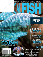 Tropical Fish Hobbyist Magazine - February 2014