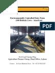 Dairy Report