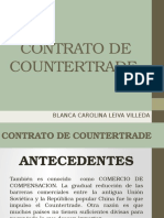 Contrato de Countertrade
