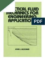 Practical Fluid Mechanics for Engineering Applications