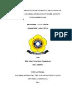 Proposal Tugas Akhir Kiki Panggabean Revisi1