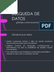 Búsqueda de Datos PDF Listo