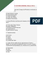 PREGUNTAS DE CULTURA GENERAL.doc