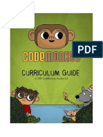 Curriculum Guide Codemonkey Guide