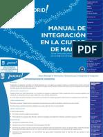 Manual de Integración en La Ciudad de Madrid 2015
