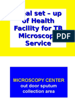Ideal Set Up of Health Facility for TB.1 (1)