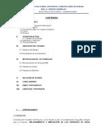 01 Informe de Topografia Agua Potablel-Ing-iglesia Pampa
