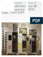 After Midnight_Brochure of Indian art .pdf