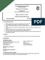 Práctica No 01 - LT