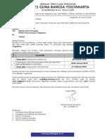 Pemberitahuan UAS 2015-1