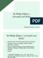 Sidney Psalms