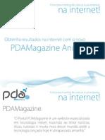 PDAMagazine Anúncios