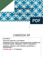 Candidiosis Cuadro Clinico y Diagnostico