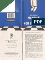 Sabatini Wais - Manuale Per Non Suicidarsi