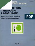 Interaction Through Language