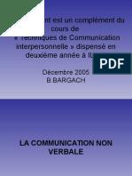 La communication non verbale II.ppt