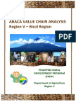 Abaca Vca (Region 5)