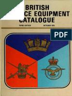 British Defence Equipment Catalogue