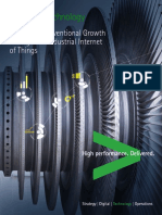 Unconventional Growth Through Iiot