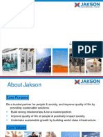 Corporate Profile Jakson