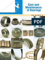 Care & Maint. of Bearings -- NTN.pdf