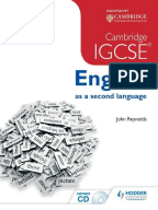 IGCSE may/june 2011 English (as a second lang.) Paper 2 letter writing?