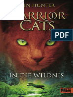Erin Hunter - Warrior Cats 1 - In Die Wildnis