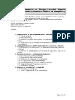 Tema 4 Prevención de Riesgos Laborales