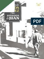 Tejada Gomez, Armando - Antologia de Juan
