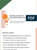 Modelagem de Transformador