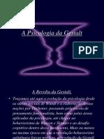 A Psicologia Da Gestalt
