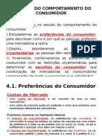Aula Teorica Teoria Do Consumidor Unidade 4 Ie II
