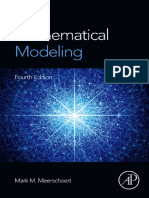 Mathematical Modeling 2015