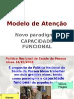 Modelo Funcional de Mudança de Paradigma