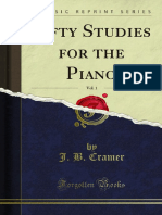 Fifty Selected Piano-Studies v1 1000050100