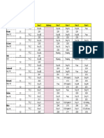 master schedule pdf