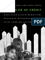 Ross S., Yinger J.-the Color of Credit_ Mortgage Discrimination, Research Methodology, And Fair-Lending Enforcement (2002)