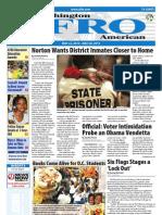 Washington D.C. Afro-American Newspaper, May 22, 2010