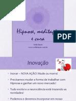 Hipnose Meditacao e Cura Sofia Bauer Novembro 2015