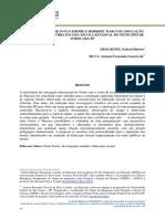 ARTICULAÇÃO ENTRE PAULO FREIRE E HERBERT MARCUSE